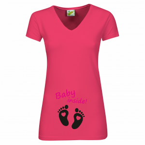 Baby Inside T Shirt