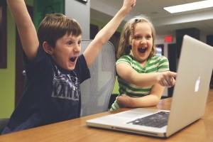 Kinderen gevaren internet