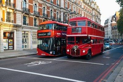 Dubbeldekkers London