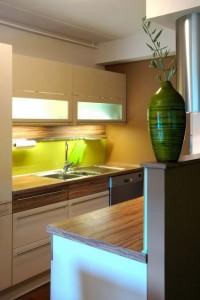 Kleine keuken - minder is meer