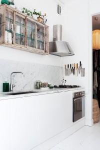 kleine keuken structuren
