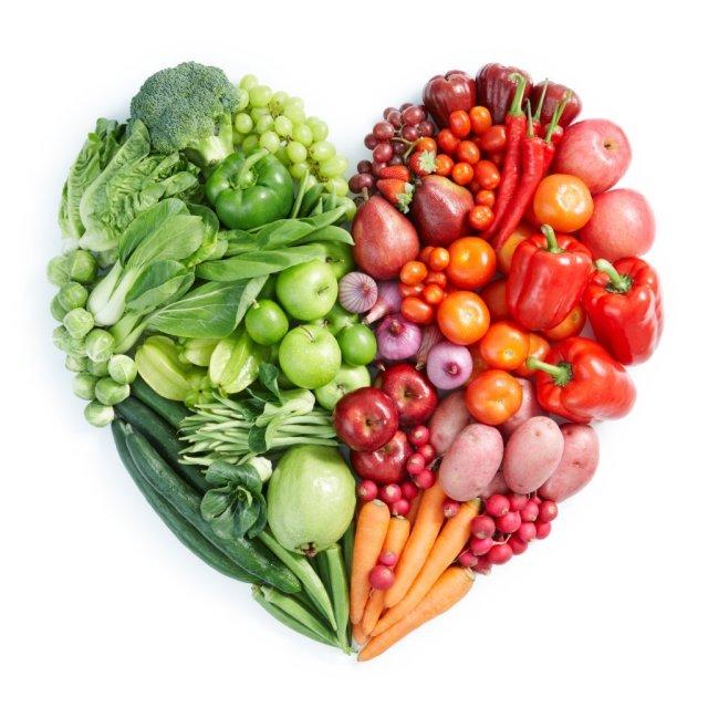 fruit en groentes