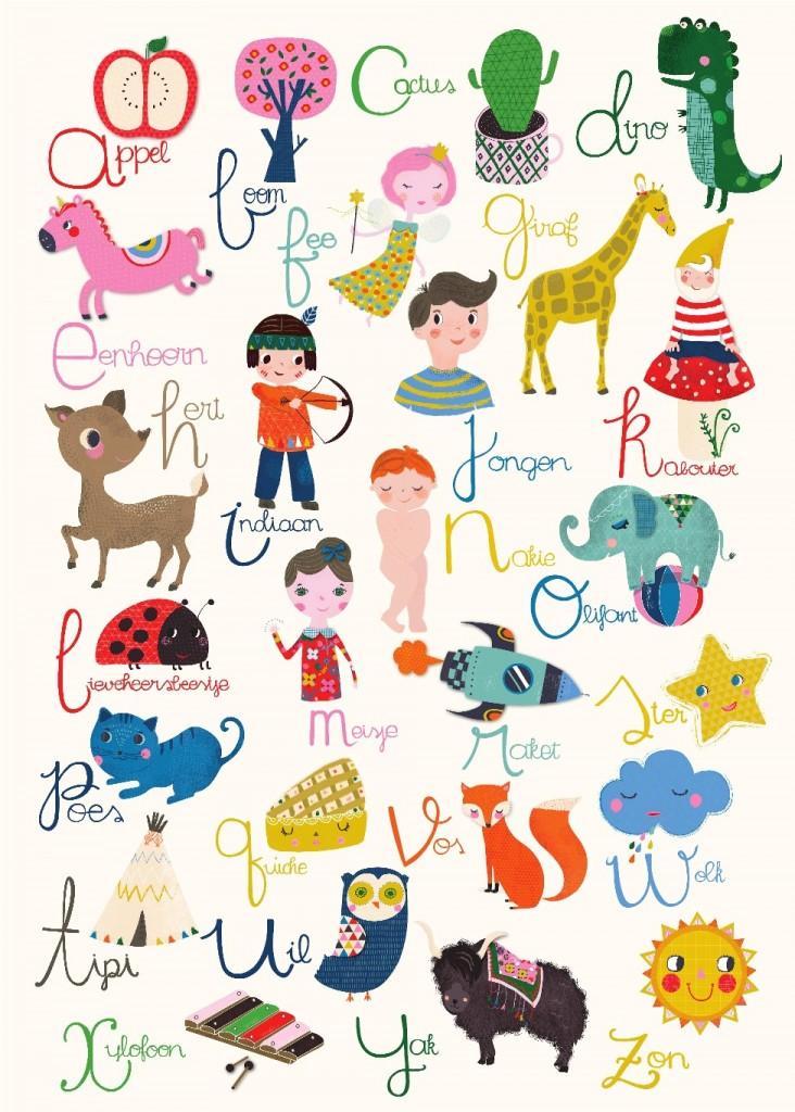 ABC Poster Sara Brezzi