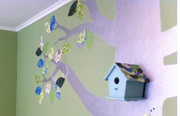 Kinderkamer sausen