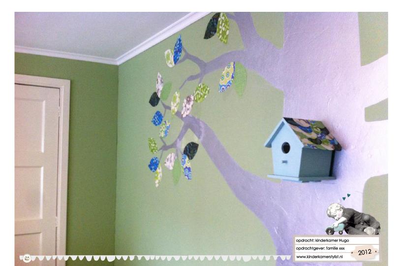 Babykamer Ideeen Muur : 5 leuke kinderkamer muur ideeën doe inspiratie op!