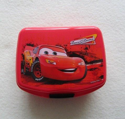 Broodtrommel Cars