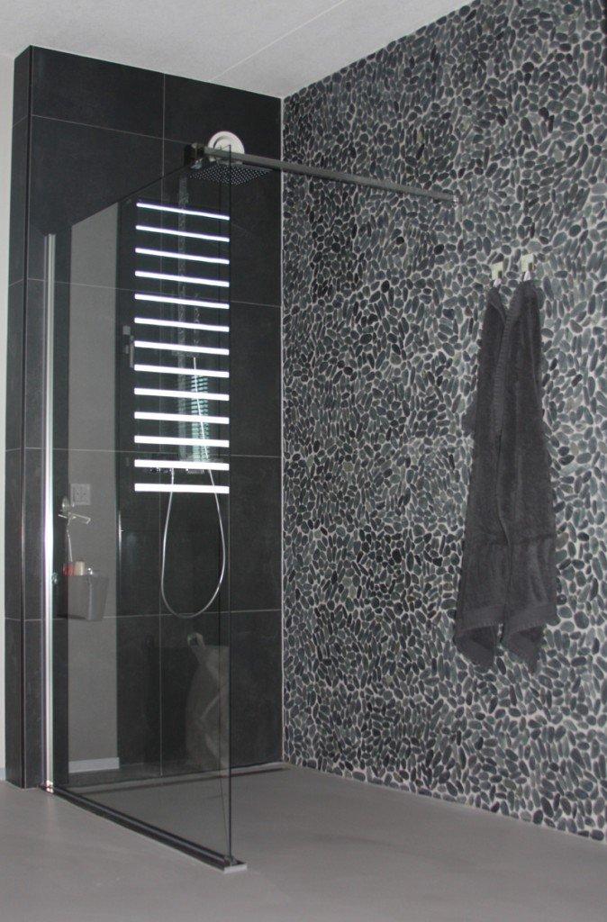 Gietvloer - badkamer