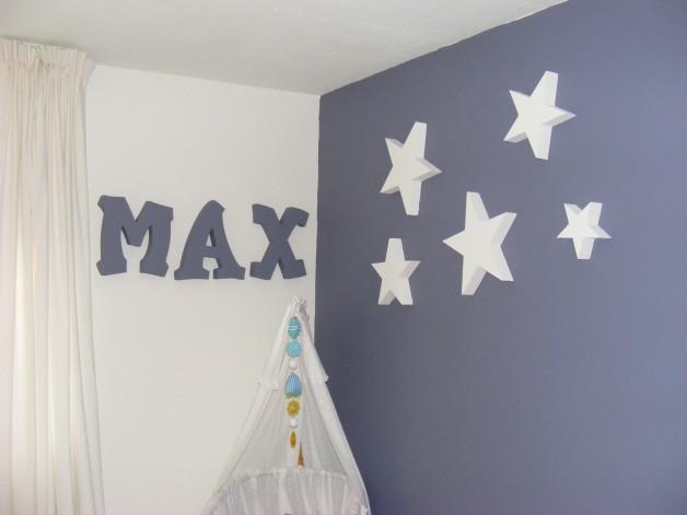 Kinderkamer Patronen Behang : Leuke kinderkamer muur ideeën doe inspiratie op