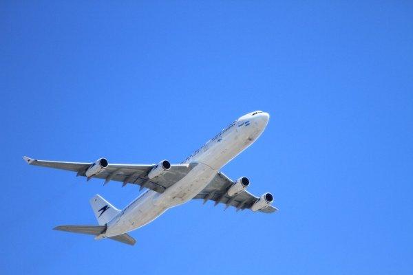 Rondreis kids vliegtuig