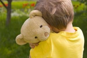 Kamperen - knuffel