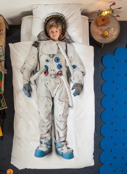 peuterkamer ruimtevaarder