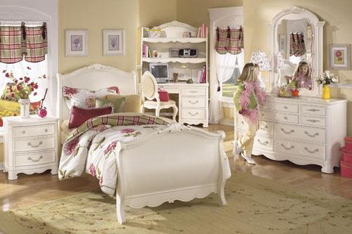 Prinsessenkamer - decoratie -siteaboutchildren.com