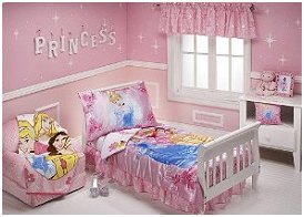 Prinsessenkamer - dekbedovertrek -girlsthemebedroom.com