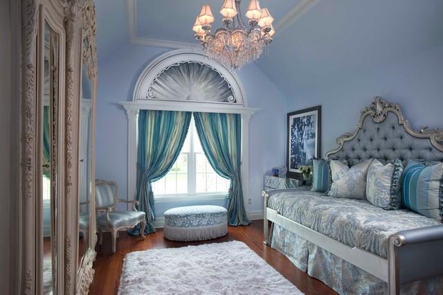 Prinsessenkamer - gordijnen - houzz.com