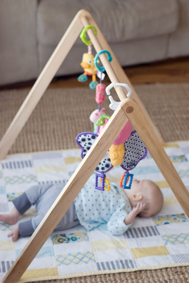 Baby gymnastiek - brit.co