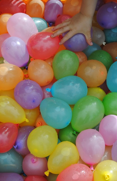 Populair Spelen met water: 10 leuke spelletjes met water - Mamasopinternet #XN54