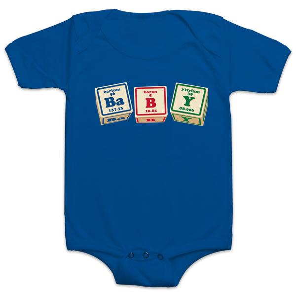 babyblokjes - thinkgeek.com