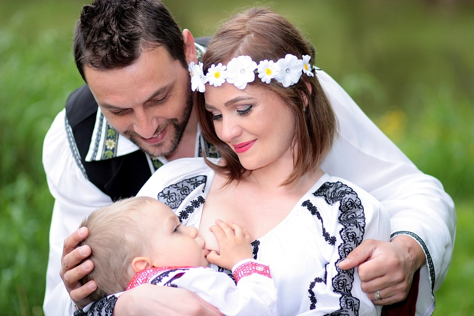 overgang borstvoeding naar flesvoeding