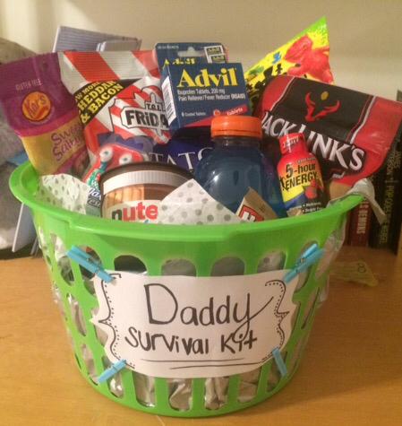 Steunpakket voor papa