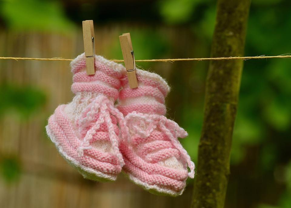 Lieve babyschoentjes als perfect kraamcadeau