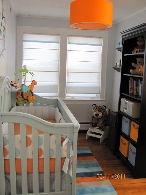 Kleine babykamer 10 tips mamasopinternet - Baby room ideas small spaces property ...