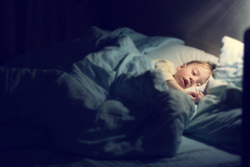 nachtlamp kinderkamer