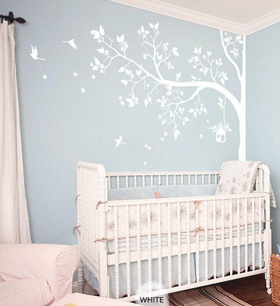 muurdecoratie babykamer hout ~ lactate for ., Deco ideeën