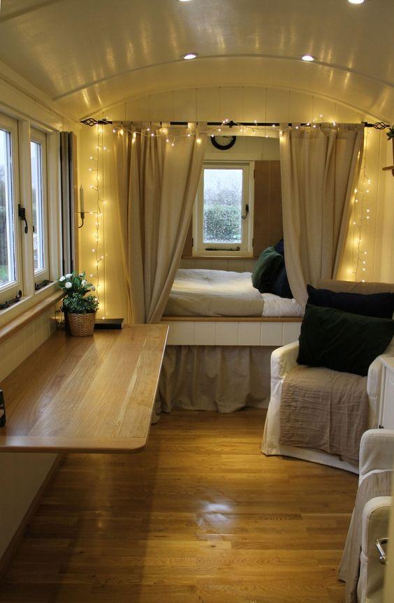 Camper interieur: 25 ideeën - Mamasopinternet