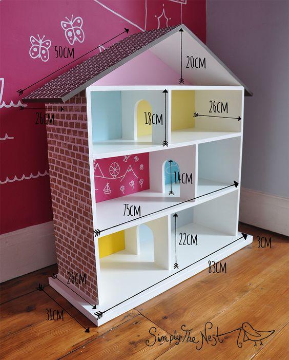8 prachtige diy poppenhuizen maak zelf een poppenhuis Make my home design