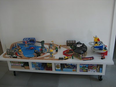 Ikea hack speeltafel voor kinderen