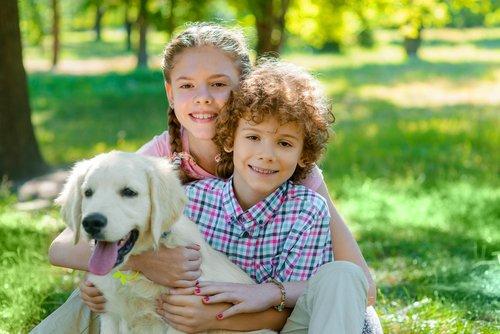 ideale huisdieren voor kinderen