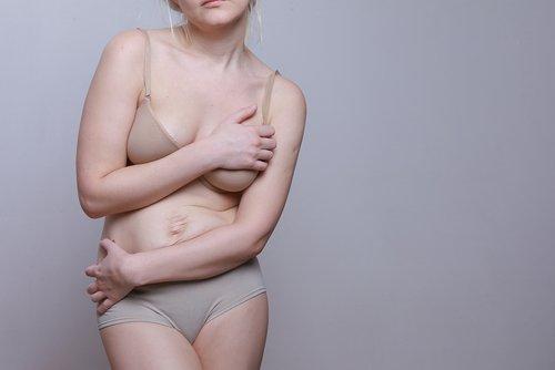 Vrouw na zwangerschap - ontzwangeren