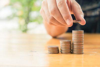 Geld sparen voor je kinderen