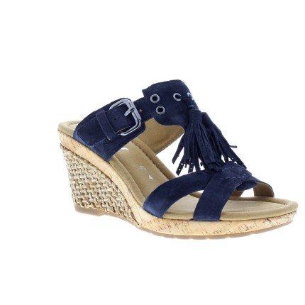zomerschoenen - slippers met comfortabel voetbed