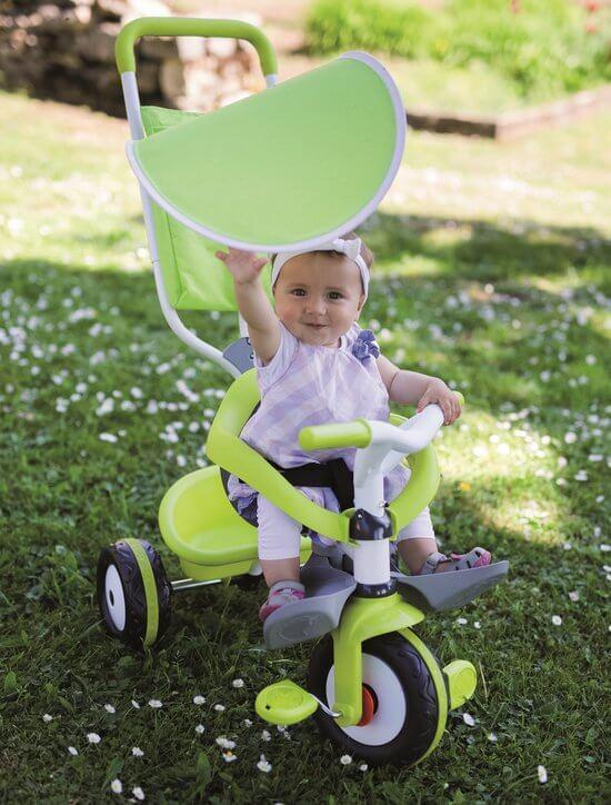 Baby fietsje