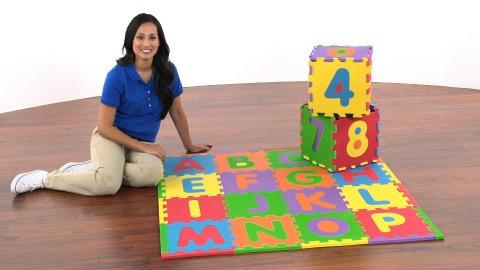 foam puzzle