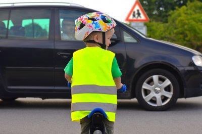 Veiligheidshesje kinderen