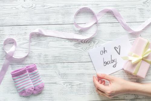 Babyshower cadeaus