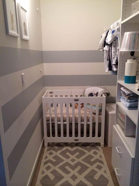 6 Leuke Idee 235 N En Tips Voor Een Kleine Babykamer