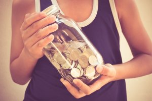 Geld lenen kinderen