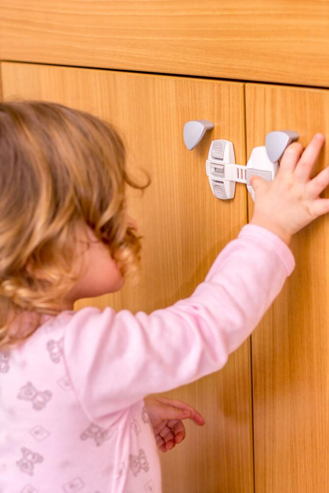 Wat Is De Beste Kastdeur Beveiliging Voor Keukenkastjes