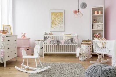 Babykamer Inrichten Ideeen : Decoratie voor babykamer inspiratie ideeën tips