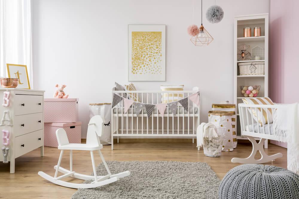Lamp Kinderkamer Wand : 10 veel voorkomende fouten bij het inrichten van de babykamer