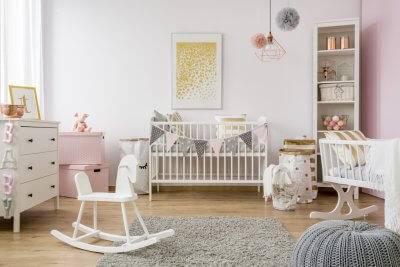 Een Kleine Babykamer : Kleine babykamer inspiratie leuke ideeën en tips
