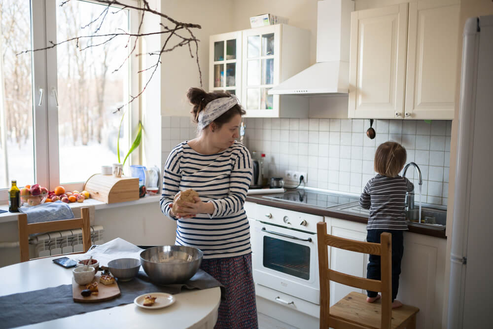 Keuken klein gebied: de keuken van de toekomst dit zijn de nieuwste
