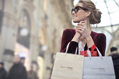 outlet shoppen moeders