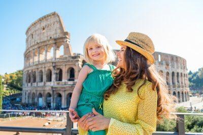 Stedentrip Rome met kinderen