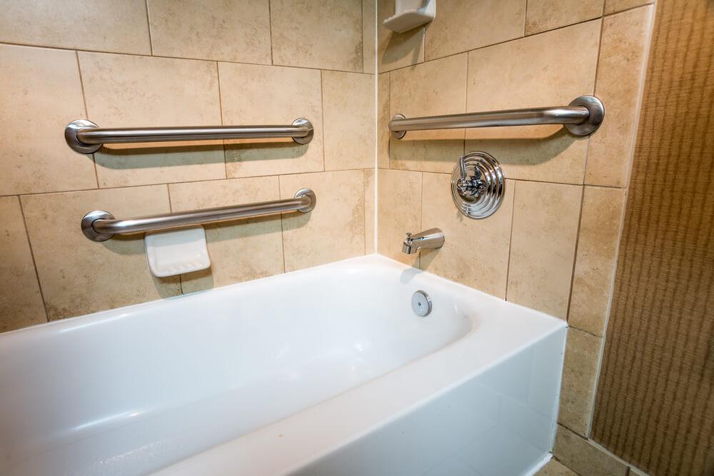 Veiligheid voor kinderen in badkamer