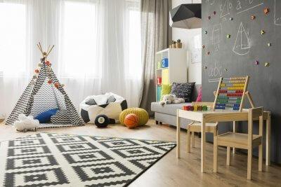 Kinderkamer verbouwen