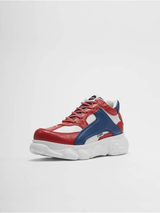 rood-wit-blauwe sneakers